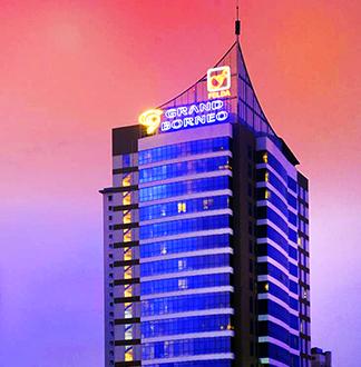 코타키나발루 3성급 그랜드 보르네오 호텔 (Grand Borneo Hotel)
