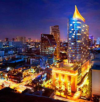 방콕 5성급 그랜드 센터 포인트 스쿰빗 55 통로 (Grande Centre Point Sukhumvit 55 Thong Lo)