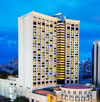 방콕 5성급 쉐라톤 그랜드 스쿰빗 럭셔리 컬렉션 호텔 (Sheraton Grande Sukhumvit A Luxury Collection Hotel)