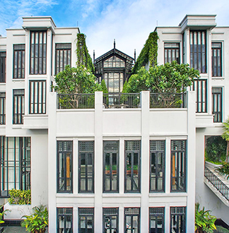 방콕 5성급 더 시암 호텔 (The Siam)