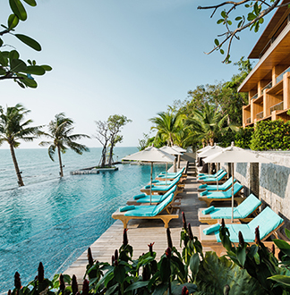 파타야 5성급 케이프 다라 리조트 (Cape Dara Resort Pattaya)