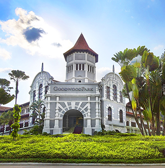 싱가포르 5성급 굿 우드파크 호텔 (GoodWood Park)
