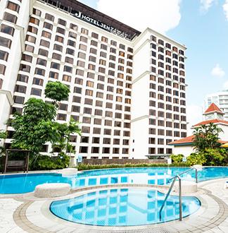 싱가포르 4성급 젠 탕린 호텔 (Hotel Jen Tanglin)