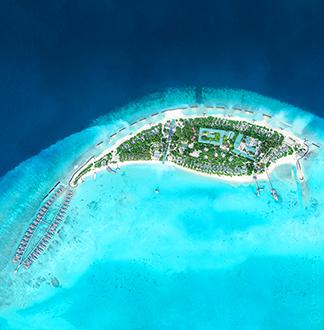 몰디브 페어몬트 시루 펜 푸시 4박5일 (Fairmont Maldives Sirru Fen Fushi)