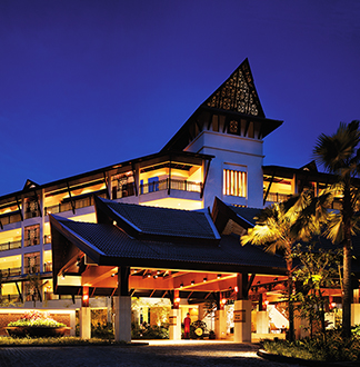 코타키나발루 5성급 샹그릴라 라사리아 리조트 (Shangri - La s Rasa Ria Resort / Spa)