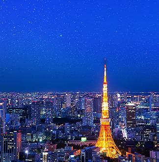 도쿄 타워 전망대 입장권