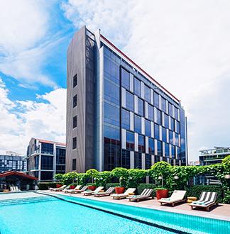 싱가포르 4성급 M 소셜 호텔 (M Social Singapore)