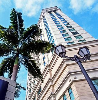 쿠알라룸푸르 5성급 리츠 칼튼 호텔 (Ritz Carlton Kuala Lumpur)
