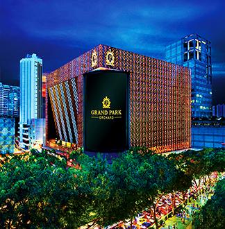 싱가포르 5성급 그랜드 파크 오차드 호텔 (Grand Park Orchard)
