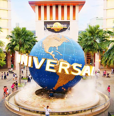 싱가포르 센토사 유니버셜스튜디오 입장권 티켓