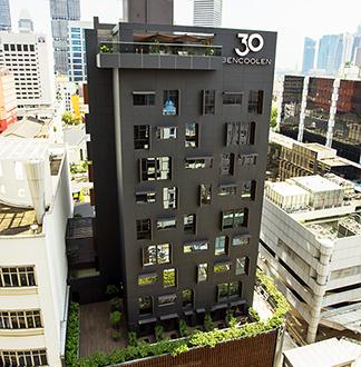 싱가포르 3성급 30 벤쿨런 호텔 (30 Bencoolen)
