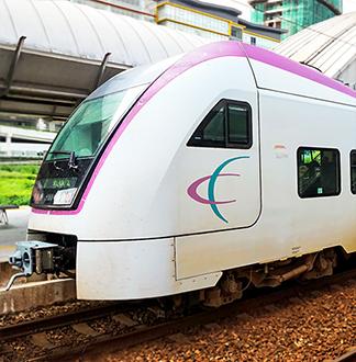 쿠알라룸푸르 KLIA 익스프레스 공항철도 탑승권 (편도/왕복)