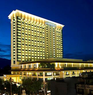 치앙마이 5성급 르 메르디앙 호텔 (Le Meridien Chiangmai)