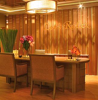 방콕 렛츠 릴렉스 스파 만다린 호텔