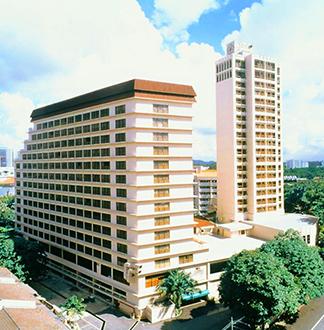 싱가포르 4성급 요크 호텔 (York Hotel Singapore)