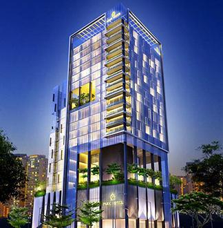싱가포르 4성급 파크 호텔 페러파크 ( Park Hotel Farrer Park)