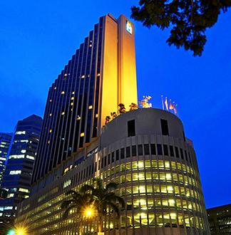 싱가포르 4성급 M 호텔 (M Hotel)