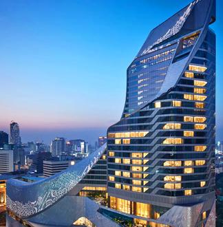 방콕 5성급 파크 하얏트 방콕 (Park Hyatt Bangkok)