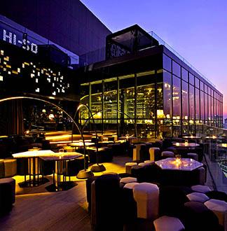 방콕 5성급 소 소피텔 호텔 (SO Sofitel Bangkok)