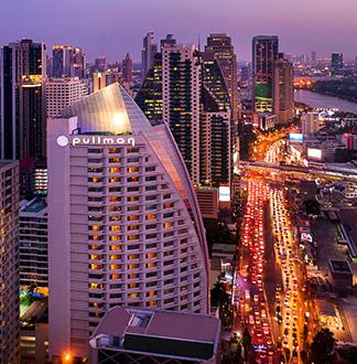 방콕 5성급 풀만 방콕 그랜드 스쿰빗 (구-그랜드 밀레니엄 스쿰빗 방콕)(Pullman Bangkok Grande Sukhumvit)