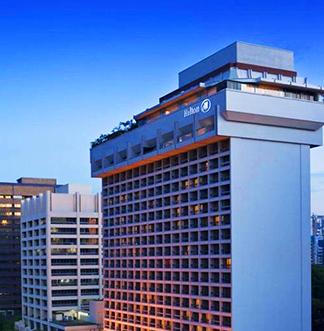 싱가포르 5성급 힐튼 호텔 (Hilton Singapre)