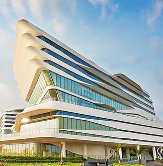 마닐라 5성급 콘래드 마닐라 호텔 (Conrad Manila)
