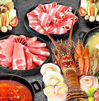 타이베이 시먼딩 TAKAO 1972 훠궈1인 식사권
