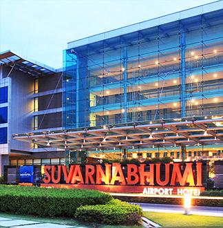 방콕 4성급 노보텔 수완나폼 에어포트 호텔 (Novotel Suvarnabhumi Airport Hotel)