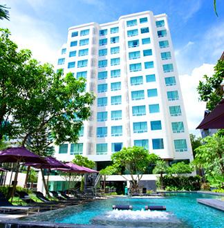 방콕 4성급 12th 애비뉴 호텔 (12th Avenue Hotel Bangkok)