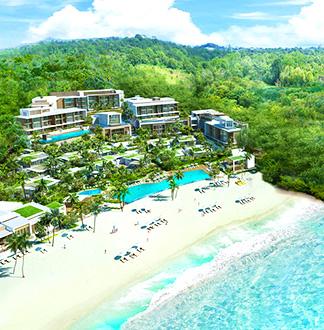 보라카이 5성급 크림슨 리조트, 스파 (Crimson Resort, Spa Boracay)