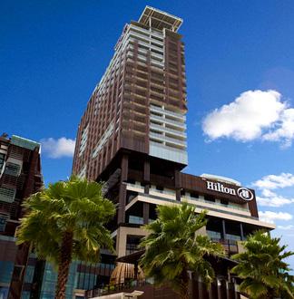 파타야 5성급 힐튼 호텔 (Hilton Pattaya)