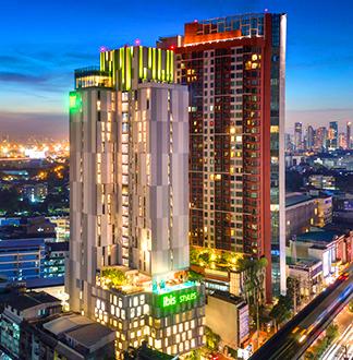 방콕 3성급 이비스 스타일즈 스쿰빗 프라카농 호텔 (Ibis Styles Bangkok Sukhumvit Phra Khanong)