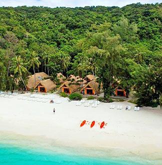 푸켓 산호섬 바나나비치 한국인전용 럭셔리 요트 투어(픽업/샌딩 포함)