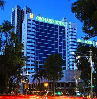 싱가포르 5성급 오차드 호텔 (Orchard Hotel Singapore)