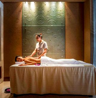 방콕 안티도트 스파 풀만 그랑데 수쿰빗 호텔