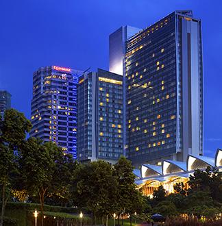 쿠알라룸푸르 5성급 트레이더스 호텔 (Traders Hotel Kuala Lumpur)