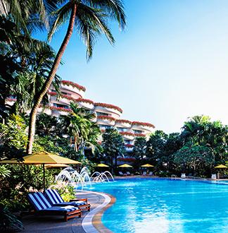 싱가포르 5성급 샹그리라 오차드 호텔 (Shangri - la Hotel Singapore)