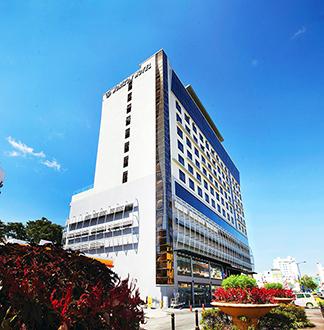 코타키나발루 4성급 호라이즌 호텔 (Horizon Hotel)
