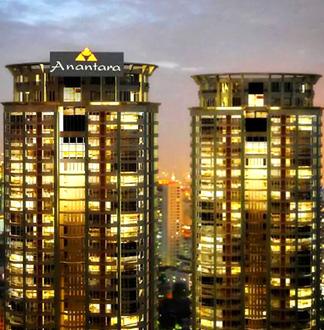 방콕 4성급 아난타라 사톤 호텔 (Anantara Sathorn Bangkok Hotel)