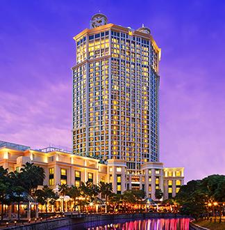 싱가포르 4성급 그랜드 콥튼 워터 프런트 호텔 (Grand Copthorne Waterfront Hotel)