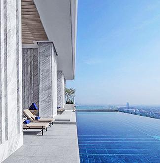 방콕 5성급 137 필라스 스위트 앤 레지던스 방콕 (137 Pillars Suites & Residences Bangkok)