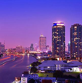방콕 5성급 차트리움 호텔 리버사이드 (Chatrium Hotel Riverside Bangkok)