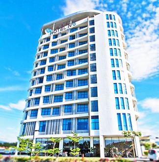 코타키나발루 3성급 No.5 넘버5 호텔 (Hotel No.5)