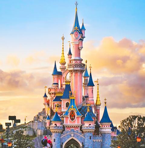 프랑스 파리 디즈니랜드 입장권