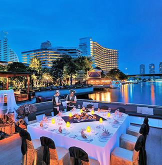 방콕 샹그릴라 호텔 넥스트2 뷔페 (런치/디너)
