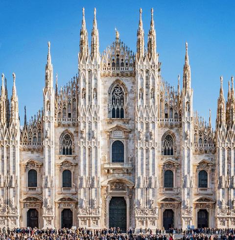 이탈리아 밀라노 대성당 루프탑 입장권