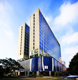싱가포르 3성급 V 호텔 라벤더 호텔 (V hotel Lavender)
