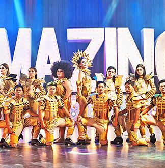 마닐라 어메이징 쇼 입장권