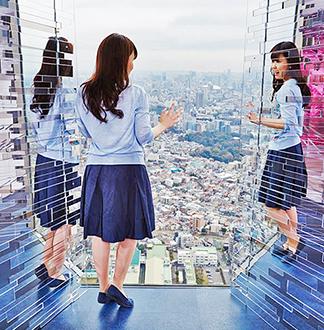 도쿄 선샤인 60 스카이 서커스 전망대 입장권