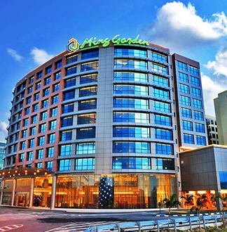 코타키나발루 4성급 밍가든 호텔 (Ming Garden Hotel / Residences)